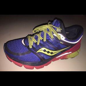 Saucony Zealot ISO running shoes women's sz 8